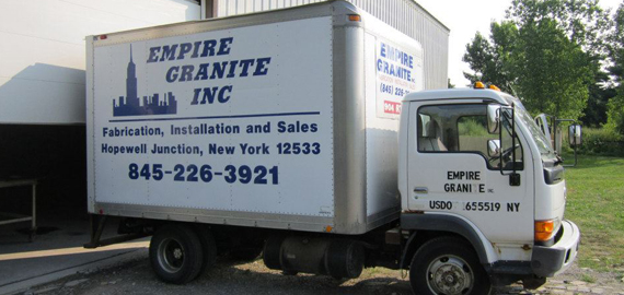 Contact Empire Granite